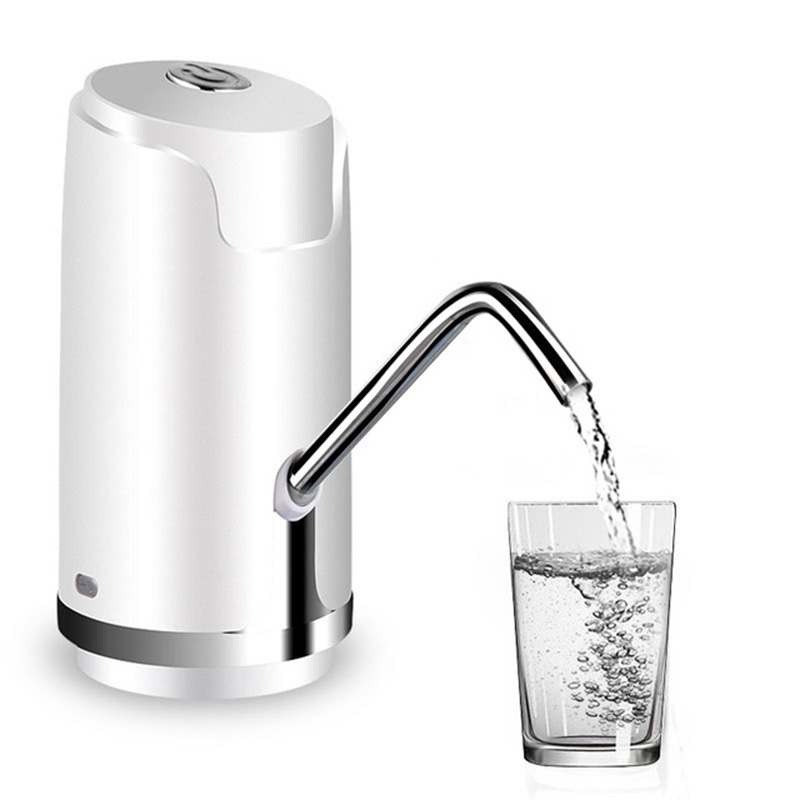 Wireless Electric Water Pump Bottled Water Rechargeable Mini Water Dispenser For Drinking Water Bottles QuantitativeWireless Electric Water Pump Bottled Water Rechargeable Mini Water Dispenser For Drinking Water Bottles Quantitative