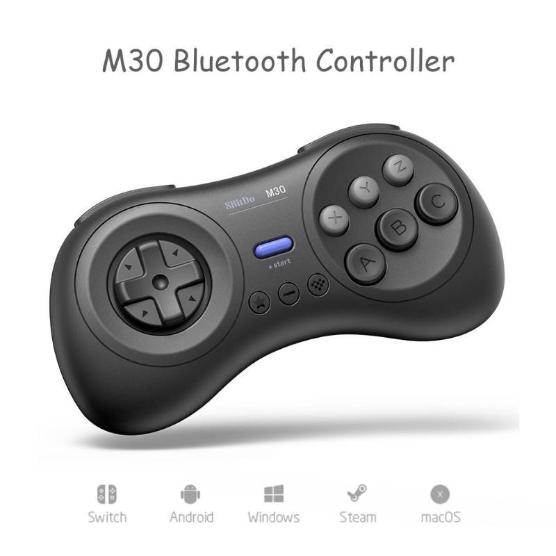 Contrôleur de joueur Bluetooth tapis de jeu sans fil Bluetooth manette de jeu Console de jeu pour commutateur de jeu