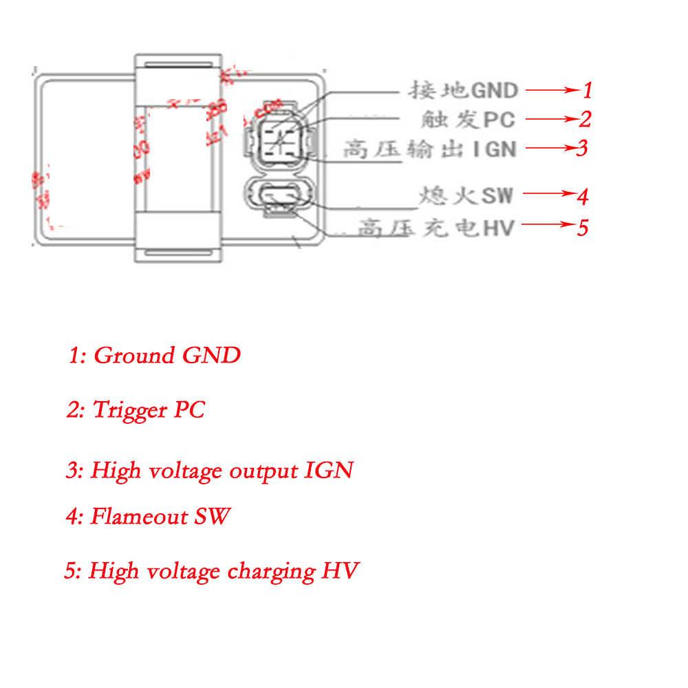5 pin cdi ignition wiring diagram 150cc performance 6 pin digital adjustable dc racing cdi box ignition  adjustable dc racing cdi box ignition