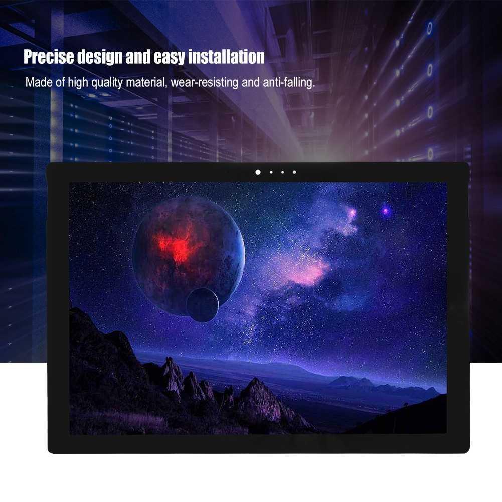 حار جديد LCD محول الأرقام بشاشة تعمل بلمس Reolacement للإصلاح جزء ل مايكروسوفت السطح برو 3