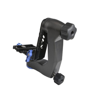 Image 5 - Benro GH5C GH2C Gimbal Head Carbon Fiber Gimbal Heads For Benro Tripod GH2 Gimbal Heads Max Loading 25kg DHL Free Shipping