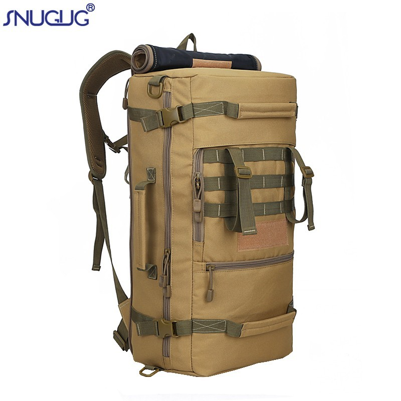 Snugug New High Capacity Laptop Backpack Men Women Travel Bag Mountaineering Multifunctional Waterproof Backpacks Luggage Bags