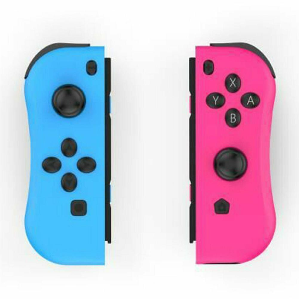 Image 2 - BEESCLOVER For NS Joy Con (L/R) Wireless Bluetooth Game Controllers Red Blue Gamepad Joystick for Nintend Switch Console r25-in Gamepads from Consumer Electronics
