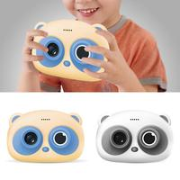 Cute Panda Pig Child Camera 3K WIFI Adjustable HD Photo 1G Memory 1920*1080 Video Resolution Children's Toy Camera Surprise Gift