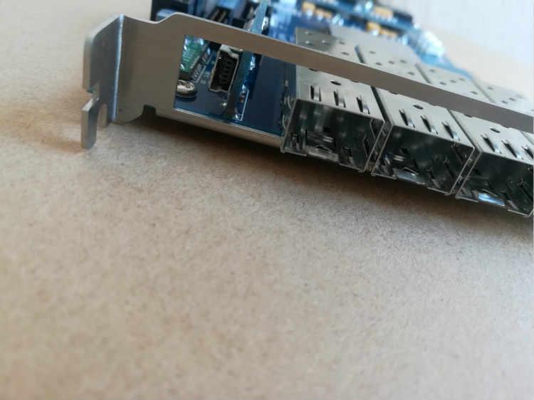 Xilinx Papan Xilinx FPGA Papan Xilixn FPGA Papan Pengembangan PCIe Papan KINTEX 7 XC7K420T XC7K325T Xilinx Papan