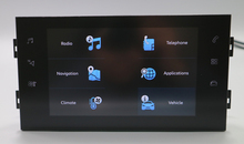 Для моделей Peugeot Citroen большой экран плеер радио RCC пульт дистанционного управления 10,2 дюймов Поддержка кондиционера Displa RCC NAC