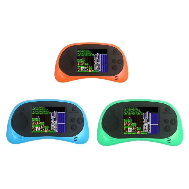 Unterhaltungselektronik Beliebte Marke Rs-8a Mini Video Spiel Konsole 8 Bit 2,5 Inch Spiel Player Eingebaute 260 Spiele Spiel Format Für Gba 145 Videospielkonsolen 105*50mm/5,7*4,13*1,96