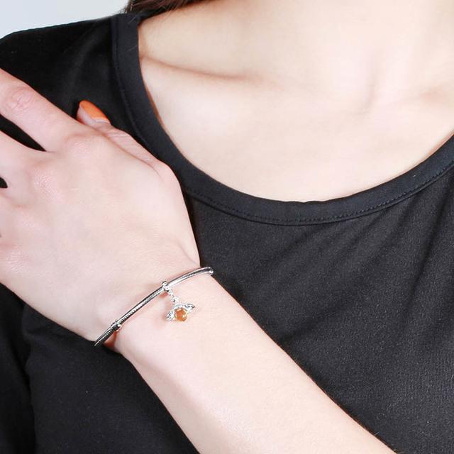Strieborný prívesok VČELA štýl Pandora Silver BEE Pendant DIY Jewelry