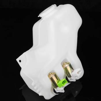 Limpiaparabrisas para coche botella con Sensor limpiaparabrisas soplador colador para Nissan Patrol GQ Maverick 1988-1997 2 agujeros con bombas