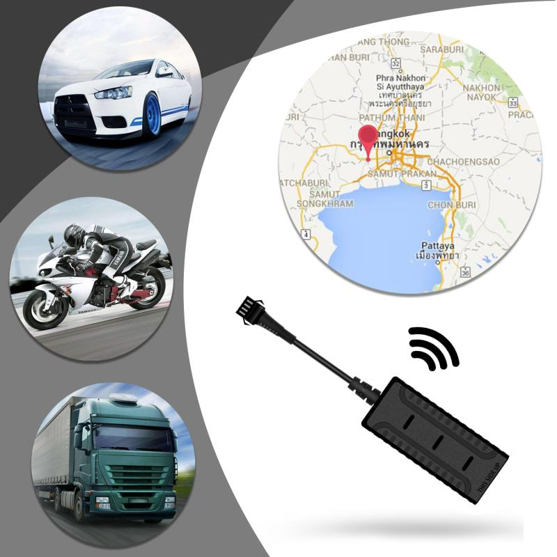 Motorcycle Car Vehicle Truck Scooter Motorbike Bike Auto Gps Tracker Tracking Device System Locating Monitoring Ios Andriod Apps(China)