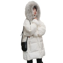 Abrigos Mujer Invierno 2018 Winter Jacket Women Fashion Loose Plus Size Thicken Down Cotton Jacket Parka Female Padded Coat Ls98 стоимость