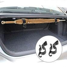 2 шт./упак. багажник автомобиля вешалка для зонта автозавода Полотенца крюк автомобиля Полотенца Зонт подставка с крючками для путешествий