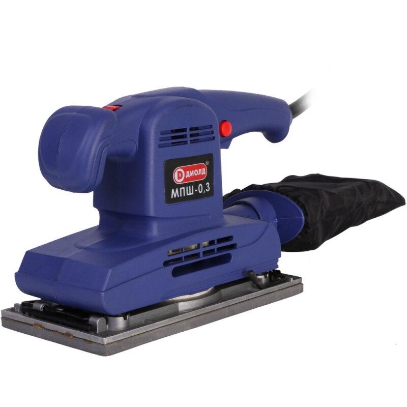 Vibration grinding machine Diold MPSH-0,3 orbital grinding machine diold mp 0 5
