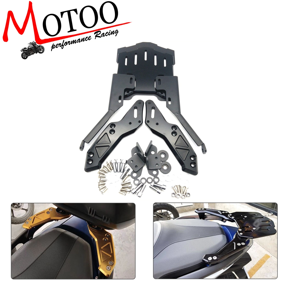 CNC Motorcycle Rear Luggage Bracket Tail Top Box Case Suitcase Carrier Board For Honda Forza 300
