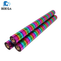 Free Ship Hot Stamping Foil Paper Roll Seven Colorful Hot Foil or Plastic 16cm/64cm x120m/Lot Still Cutting others Size