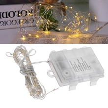 5m 50LED Colorful LED Light String Waterproof Lamp for Holiday Indoor Outdoor Decoration christmas string led lights