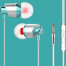 Металлические стерео наушники-вкладыши для телефона huawei Honor 9 Lite 8 7 7A 7X 7C 6A 6X 6C Pro 6 Plus 5X 5C 4C гарнитура наушник с микрофоном