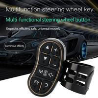 Универсальный Hands free Bluetooth 2-го поколения 8 кнопок DVD gps плеер телефон рулевое колесо ключ управления с аудио громкостью