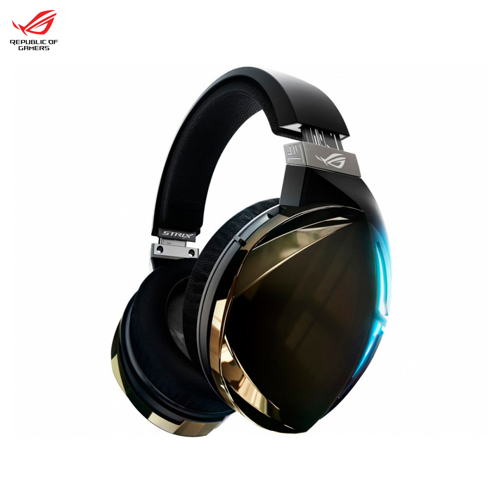 Earphones & Headphones ASUS ROG STRIX FUSION 500 90YH00Z2-B8UA00 computer wired headset gaming original xiberia v10 usb gaming headphones vibration led stereo around gaming headset headphone with microphone mic for pc gamer
