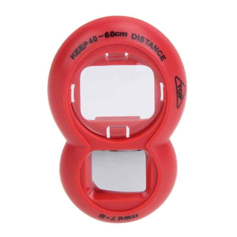 Крупным планом объектив зеркало для съемки селфи для Fujifilm Instax Mini 8 Мини 7 S камер