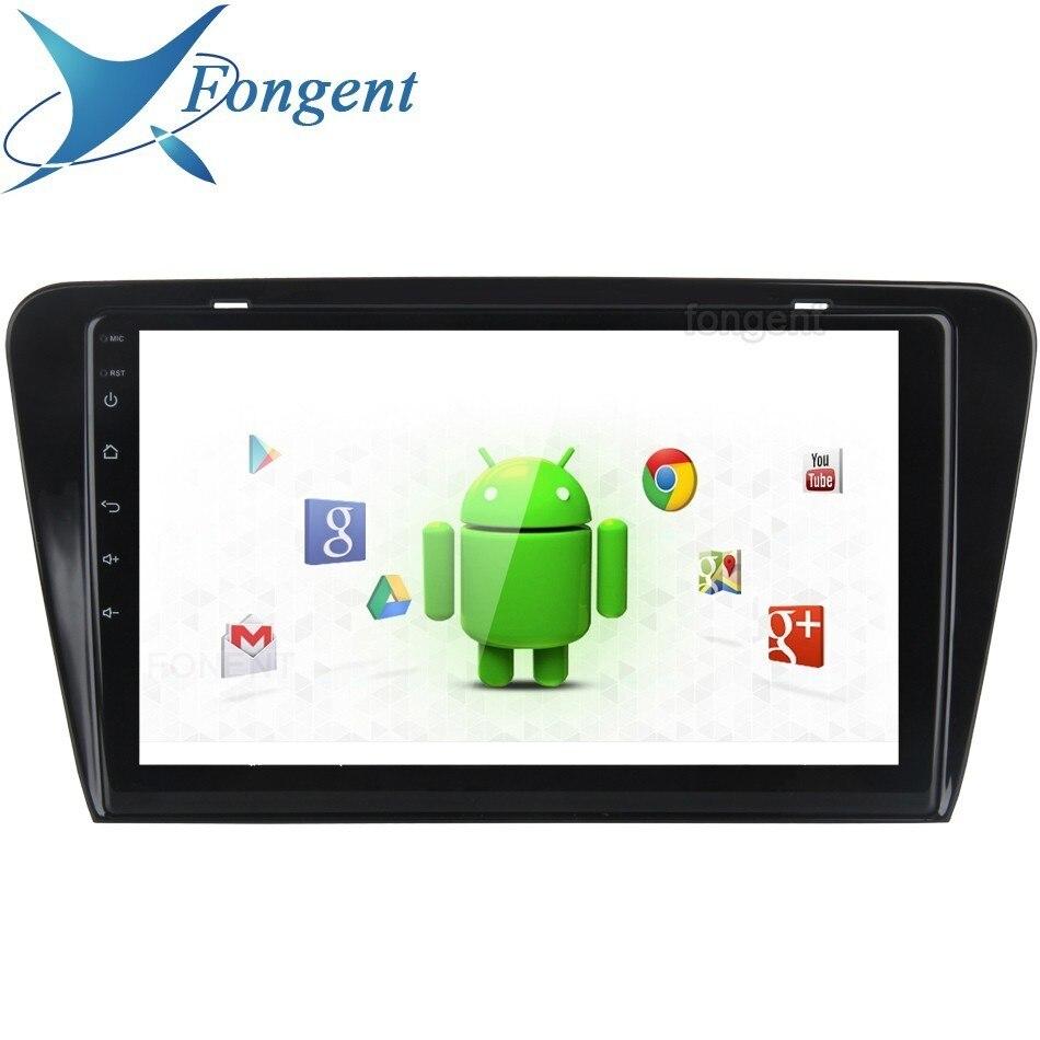Lecteur multimédia de Navigation Gps Auto Radio unité Android 9.0 pour Skoda Superb 2008 2009 2010 2011 2012 2013 2014 voiture PX6 DSP IPS