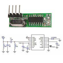 LEORY 1 pc 433 Mhz RF Lagerungs Drahtlose Fernbedienung Empfänger Modul ASK/OOK für Transmitter Smart Home