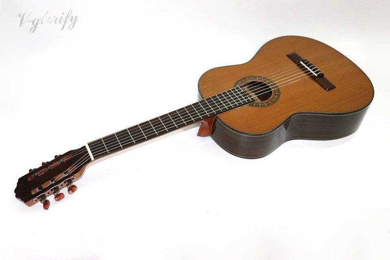 high quality solid red cedar top classic guitarhigh quality solid red cedar top classic guitar