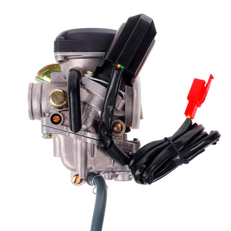 20mm Carburetor for Chinese GY6 50cc 60cc 80cc 100cc 139QMB 139QMA Scooter  ATV
