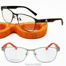Роскошные дизайнерские очки с металлической оправой в сочетании