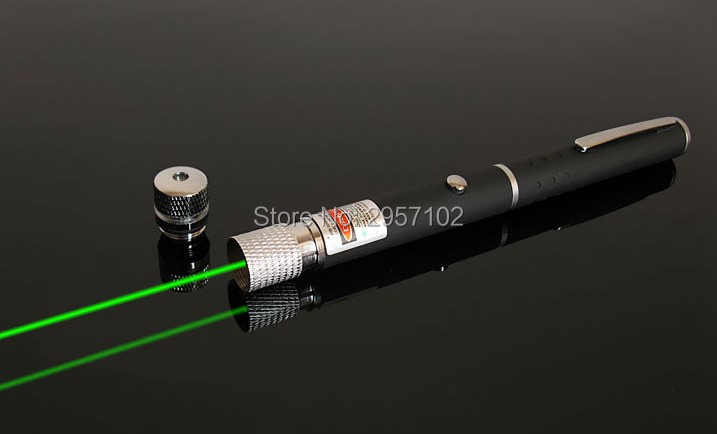 2 in 1 mw 532nm LED Flashlight Hunting <font><b>5w</b></font> 10000M green <font><b>laser</b></font> pointer pen with star head / <font><b>laser</b></font> kaleidoscope light image