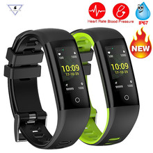 G16 Color Screen Smart Bracelet Heart Rate Blood Pressure Monitor Pedometer Sports Fitness Bracelet BT Watch For IOS/Android men watch bluetooth smart bracelet watch sports blood heart rate monitor color screen android ios pedometer watches w1