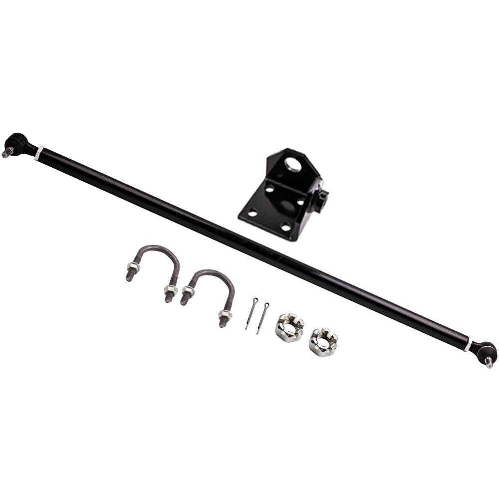 Adjustable Heavy Duty Drag Link Steering Arm Track Rod for