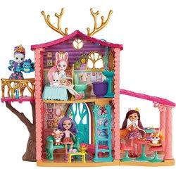 Casas de muñecas Enchantimals 8422411 niñas juguetes en miniatura para juego de niños accesorios de casa de muñecas juego novia MTpromo