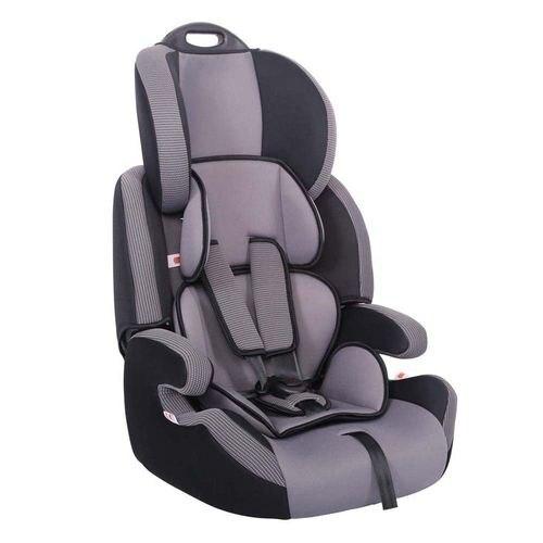Car Seat SIGER Old (9-36 kg, Group 1/2/3) Gray car seat siger art диона alphabet 0 7 years old 0 25 kg group 0 1 2 kres0467
