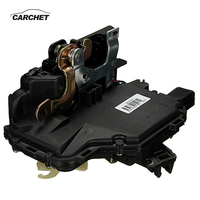 CARCHET Rear Left Side Door Lock Mechanism 6 PINS Door Lock Actuator for VW Passat B5 Golf Jetta MK4 Beetle Door Lock Actuator