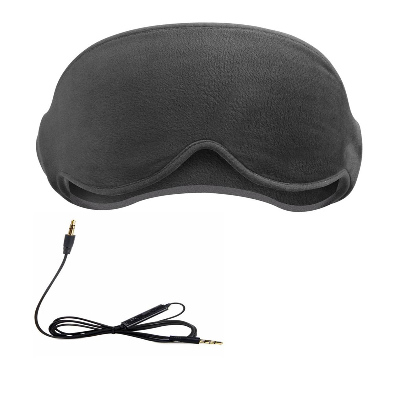 Portable Wireless Bluetooth Earphone Sleep Mask Phone Headband Soft Earphones For Sleeping Headphone Listening Music Answering