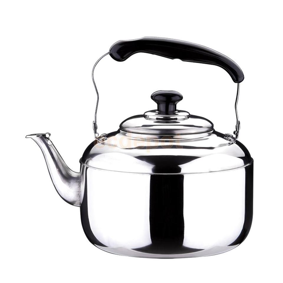Premium Whistling Tea Kettle Rust