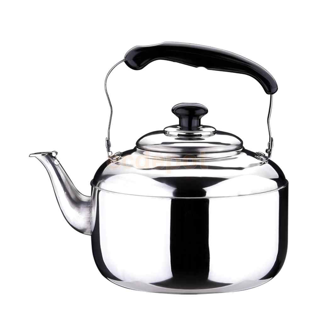 1Pc Premium Lightweight Tea Kettle Water Kettle for Picnic Camping
