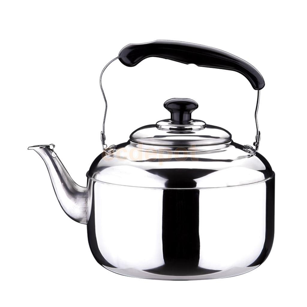 keep warm camping serving teapot purple mauve retro TEA POT T gas electric hob