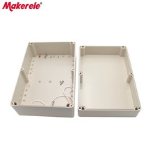 IP65 Plastic Cover Outdoor Electrical Junction Box For Electronic Waterproof ABS Plastic Electronic Box Project Boxes 1 piece lot 280x195x86mm grey abs plastic ip65 waterproof enclosure pvc junction box electronic project instrument case