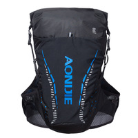Aonijie 18L Backpack Outdoor Bag Trail Running Vest Hydration Bag Nylon Men Women Marathon Cycling Hiking