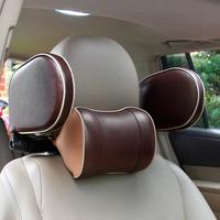 New Style Car Seat Headrest Neck Pillow Neck Rest Seat Headrest Cushion Pad Head Safety Protection Travelling Seat Support