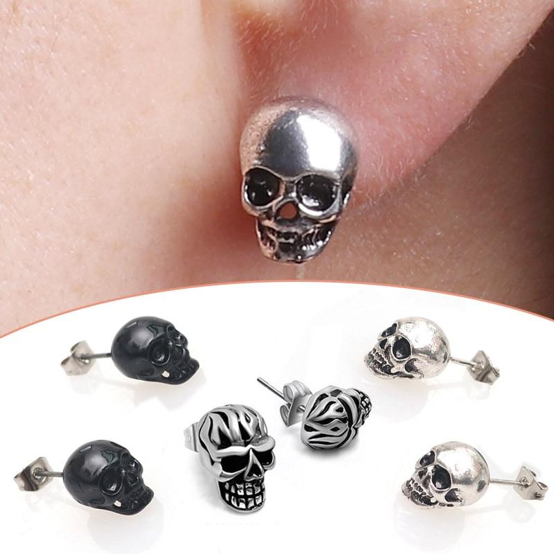 Earrings Skull