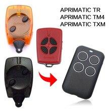 APRIMATIC TR2 TR4 TM4 TXM пульт дистанционного управления ворота APRIMATIC пульт дистанционного управления двери гаража 433 МГц