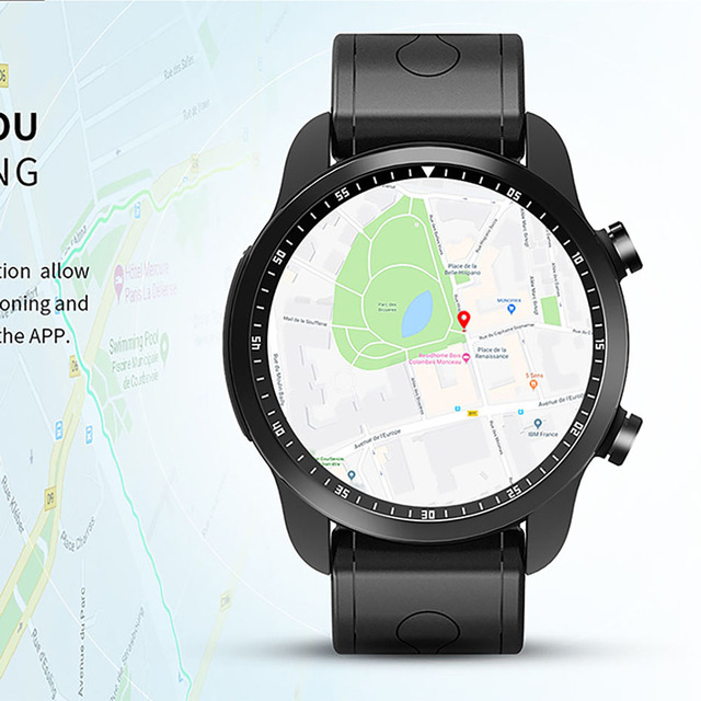 Android 6.0 Quad Core 4G Smart Watch 2