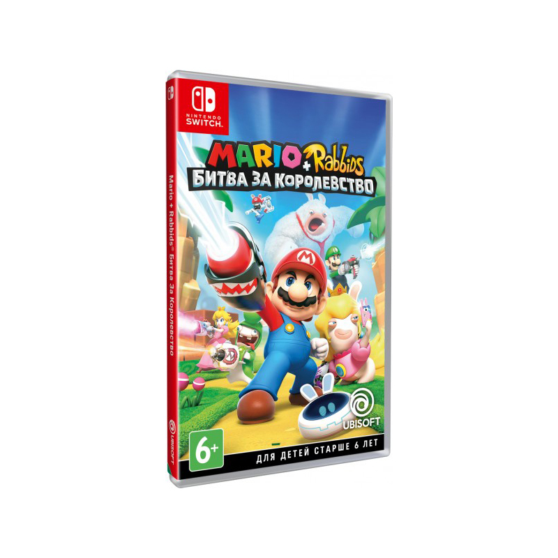 все цены на Game Deals Nintendo Switch Mario  Rabbids