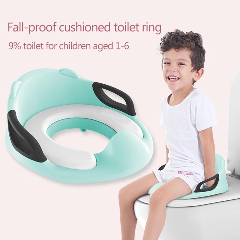 Baby Potty Training Seat Multifunctional Portable Toilet Ring Kid Urinal Toilet Potty Training Seats For Children Girls Boys