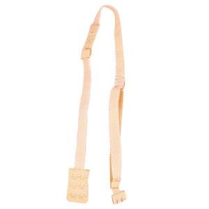 3 Color Low Back Backless Adapter Converter Bra Strap Fully Adjustable Backless Extender Hook
