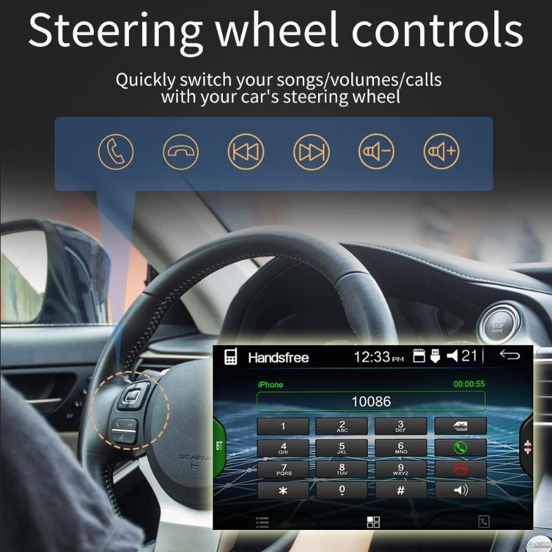 Player com Câmera de Visão Estéreo Bluetooth Vídeo Mp5 Multimedia