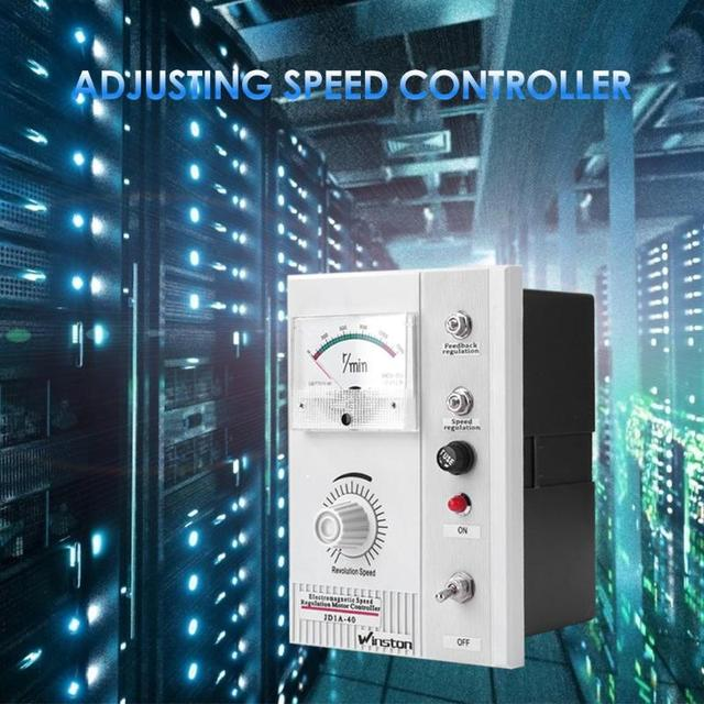 220V-240V Digital Display US-52 Stepless Speed Motor Controller Regulator With The speed of stability and mechanical performance